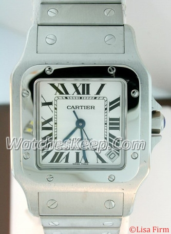 Cartier Santos W20098D6 Mens Watch