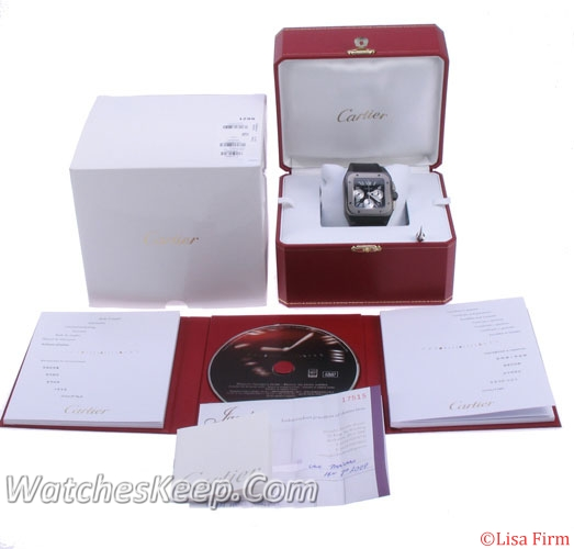 Cartier Santos W2020005 Automatic Watch