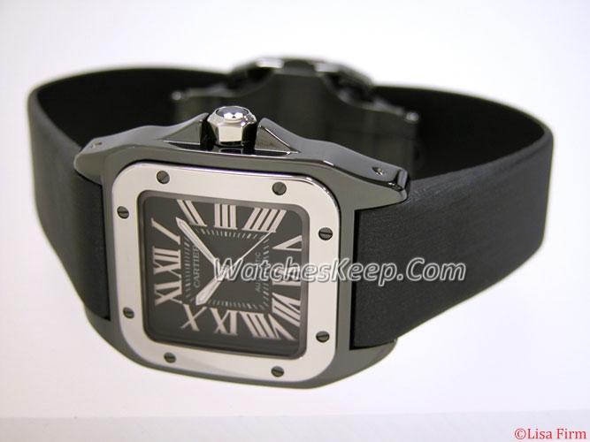 Cartier Santos W2020008 Mens Watch