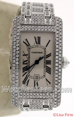 Cartier Tank Americaine WB7045L1 Automatic Watch