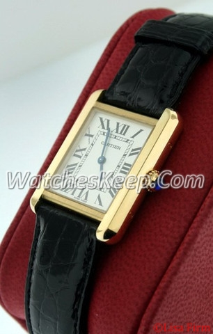 Cartier Tank Solo W1018755 Ladies Watch