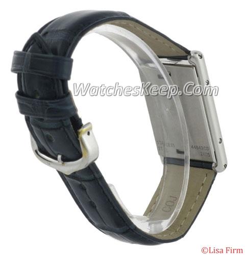 Cartier Tank W1016730 Mens Watch