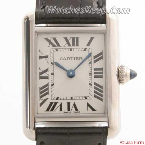 Cartier Tank W1541056 Mens Watch