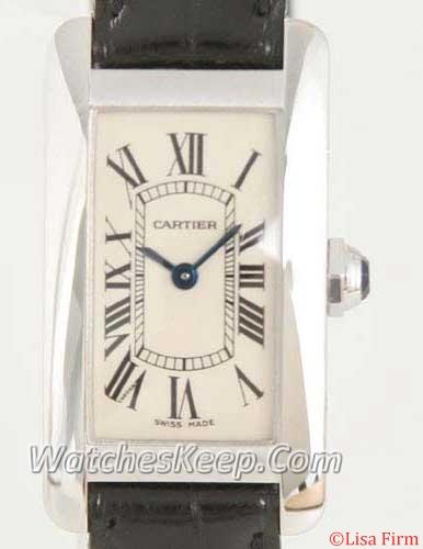 Cartier Tank W2601956 Automatic Watch