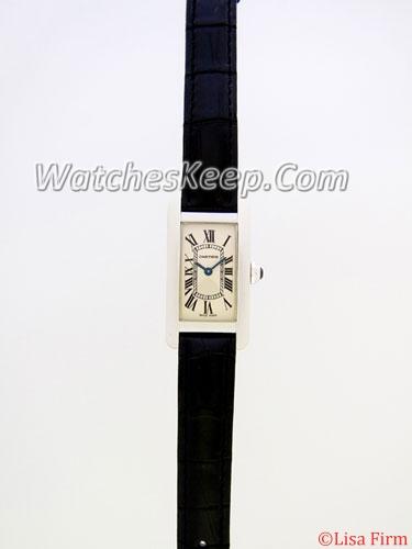 Cartier Tank W2601956 Mens Watch