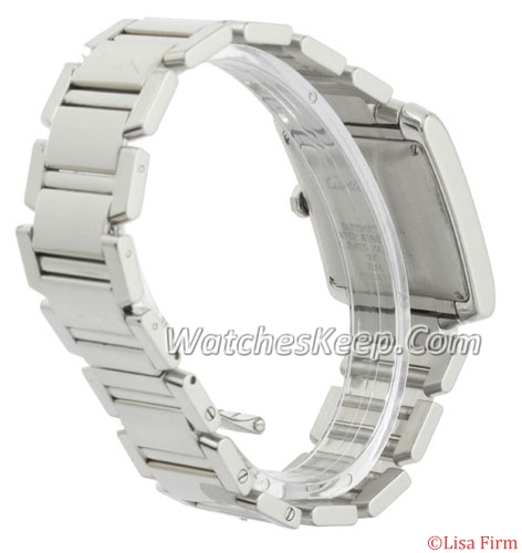Cartier Tank W50011S3 Mens Watch
