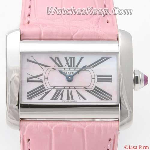 Cartier Tank W6301455 Mens Watch