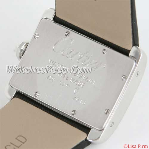 Cartier Tank WA301236 Mens Watch