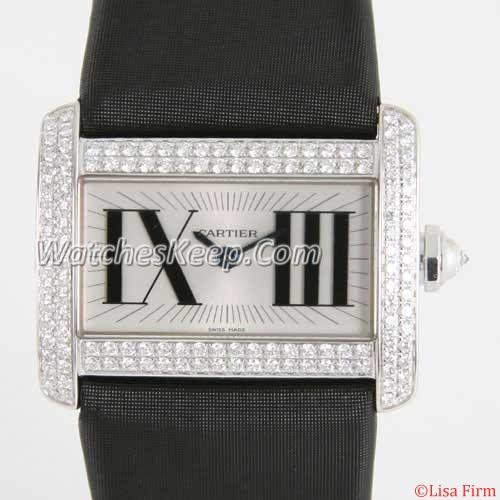 Cartier Tank WA301571 Mens Watch