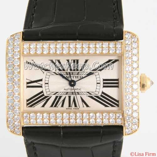 Cartier Tank WA301670 Mens Watch
