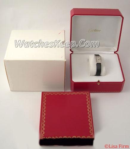 Cartier Tank WB707331 Ladies Watch
