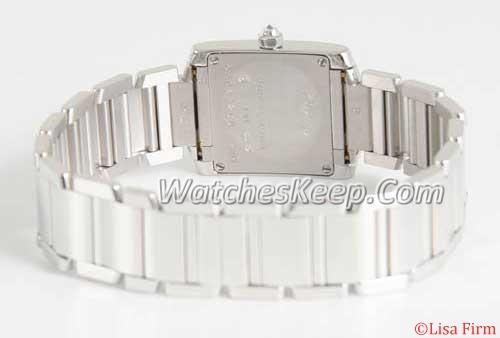 Cartier Tank WE1019S3 Mens Watch