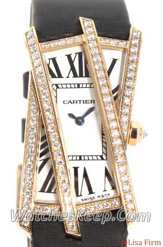 Cartier Tank WJ303450 Mens Watch