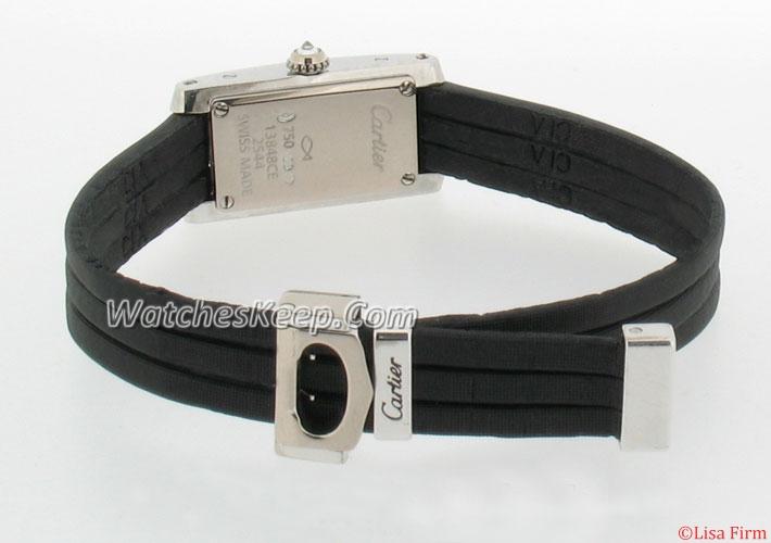 Cartier Tankissime WJ200338 Ladies Watch