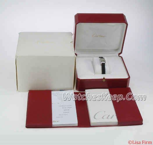 Cartier Tankissime WJ200338 Ladies Watch