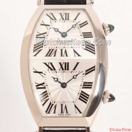 Cartier Tonneau W1547951 Mens Watch