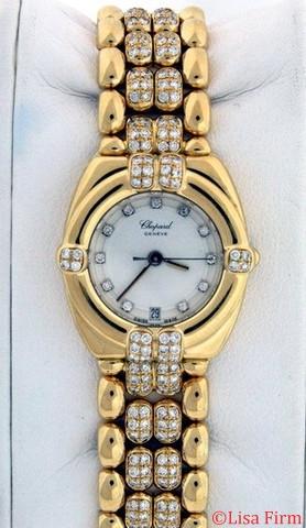 Chopard Gstaad 32/5120 Quartz Watch