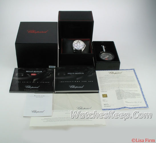 Chopard Mille Miglia 168459-3009 Mens Watch