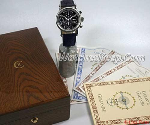 Chronoswiss Chronoscope Regulator CH 7523 CD Mens Watch