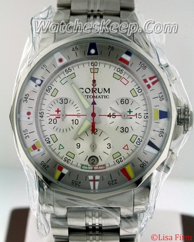 Corum Admiral's Cup 285-630-20-V785-AA32 Mens Watch