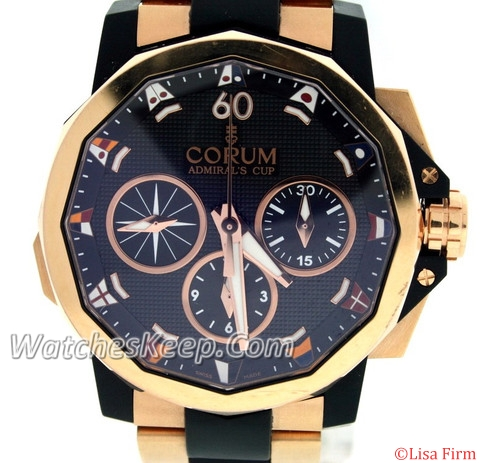 Corum Admiral's Cup 986.694.55/V791 Mens Watch