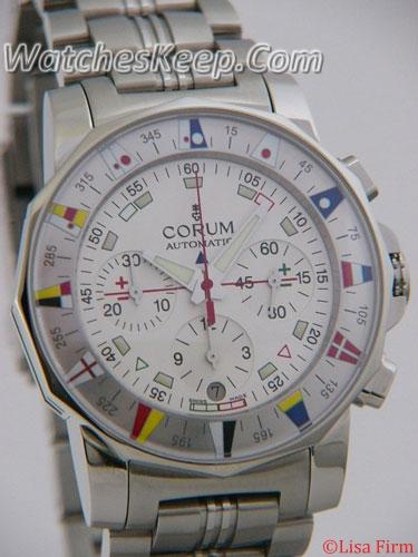 Corum Admirals Cup 985-630-20-V785 AA32 Mens Watch