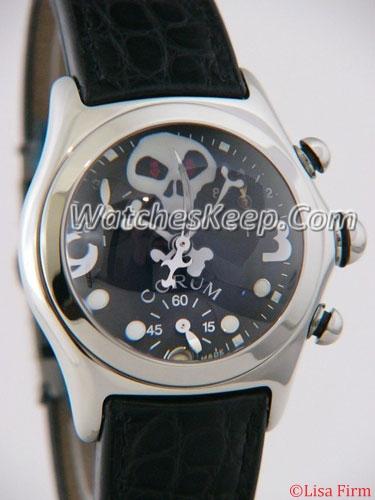 Corum Bubble 196-260-20-0F01 FM32R Mens Watch