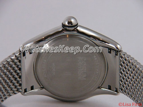 Corum Bubble XL 163-150-20-b100eb30r Mens Watch