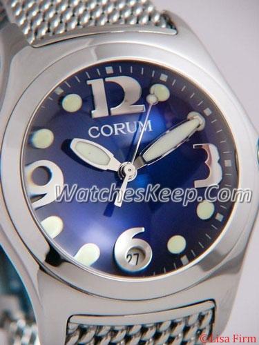 Corum Bubble XL 163-150-20-b100fb30r Mens Watch