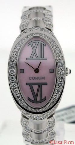 Corum Ovale 137.410.69 Quartz Watch