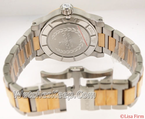 Corum Romulus 812-515-24-V810-EB76 Mens Watch