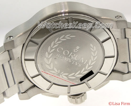 Corum Romulus 984-715-20-V810-EB77 Mens Watch