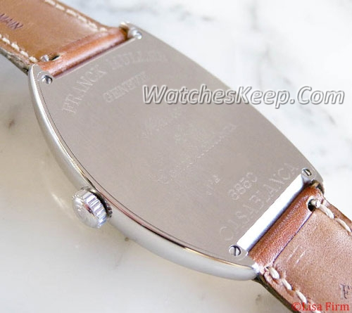 Franck Muller Casablanca 6850CASA Black Dial Watch