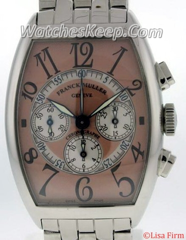Franck Muller Chronograph 6850 CC NA Mens Watch