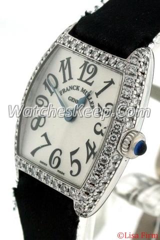 Franck Muller Cintree Curvex 2251 QZ D Quartz Watch