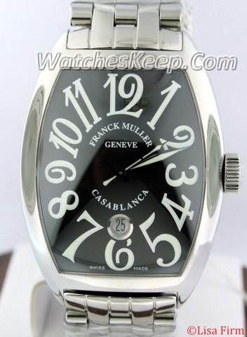 Franck Muller Cintree Curvex 8880 CDT Ladies Watch