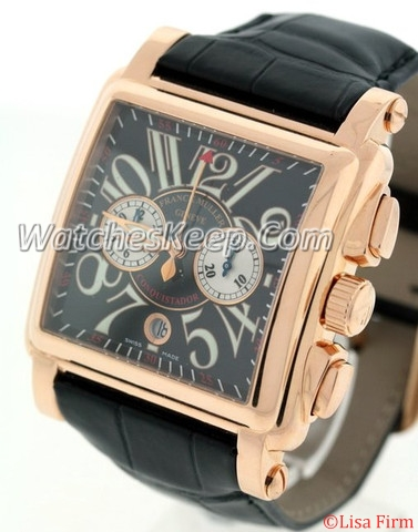 Franck Muller Conquistador 10000HCC Mens Watch