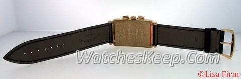 Franck Muller Long Island 1000 CC QZ Mens Watch
