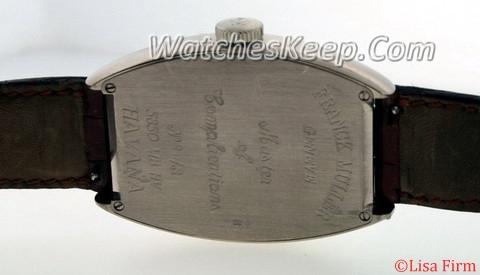 finest selection b3a80 05d74 Franck Muller Master Banker 5850MB.HV Automatic Watch