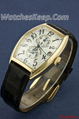 Franck Muller Master Banker 6850 MB Mens Watch