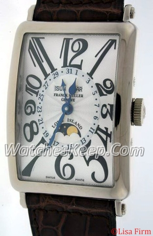 Franck Muller Master Calendar 1200 MC L Mens Watch