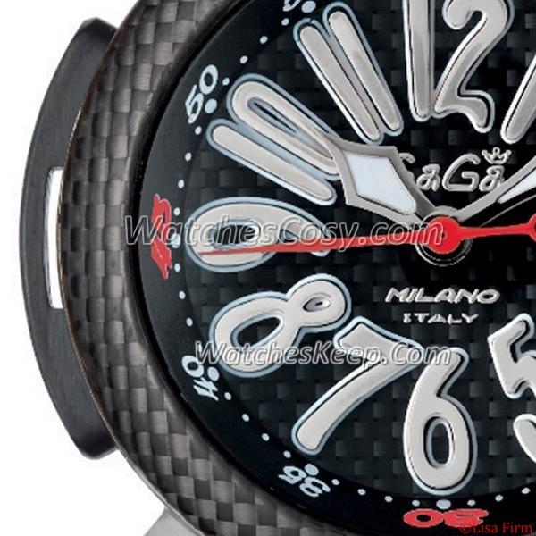 GaGa Milano Diving 48MM 5046 Men's Watch