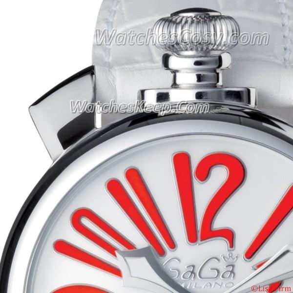 GaGa Milano Manuale 48MM 5010.14 Ladies Watch
