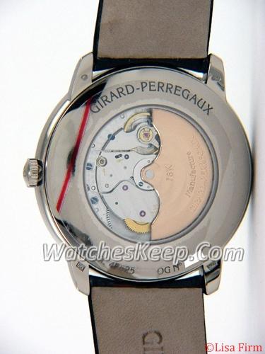 Girard Perregaux Classique Elegance 49525.53.631.BK6A Mens Watch