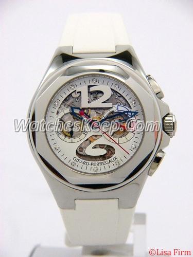 Girard Perregaux Laureato EVO3 80080-11-751-FK7A Ladies Watch