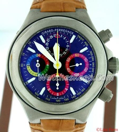 Girard Perregaux Laureato EVO3 80180.0.21.6619 Mens Watch
