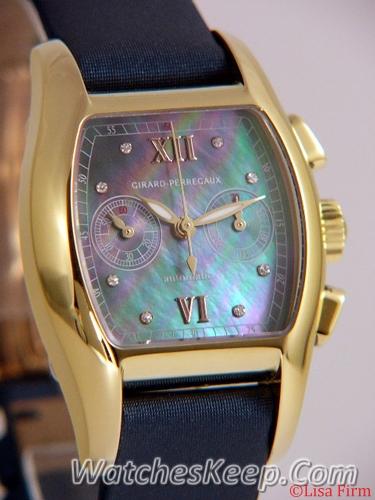 Girard Perregaux Richeville 26500.0.51.62M6 Ladies Watch