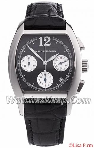 Girard Perregaux Richeville 27650-0-11-6151 Mens Watch