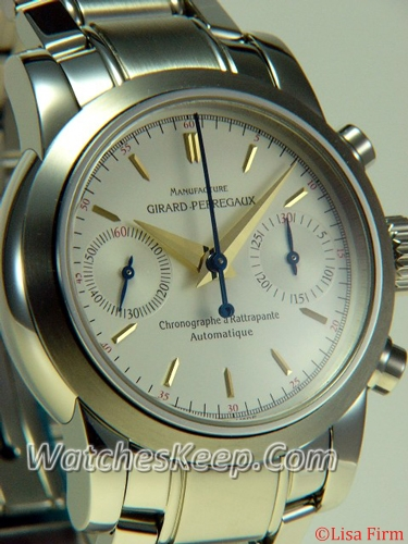 Girard Perregaux Richeville 90140.1.11.1111 Mens Watch
