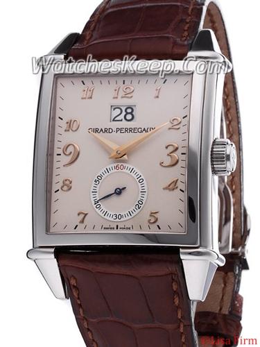 Girard Perregaux Vintage 1945 25805-11-822-BAEA Mens Watch